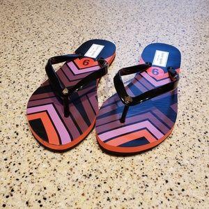 Kate Spade SZ 6 NWOT Flip Flops